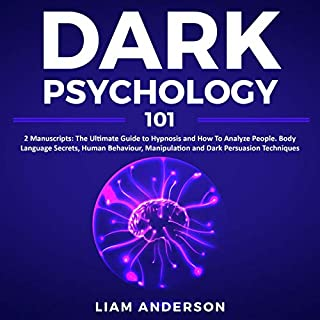 Dark Psychology 2 Manuscripts audiobook cover art
