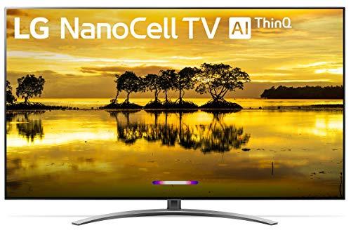 "LG Alexa Built-in Nano 9 Series 55"" 4K Ultra HD Smart LED NanoCell TV (2019)"
