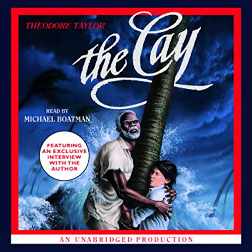 The Cay audiobook cover art