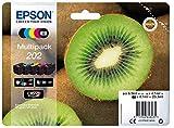 Epson Cartouche d'encre d'origine Pack de 1 pièce 202 Mehrfarbig