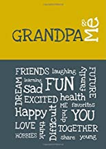 Grandpa & Me : award-winning & interactive children's journal for getting to know each other better