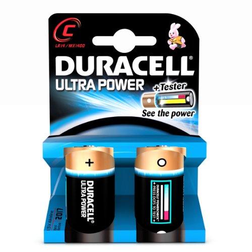 Duracell durck2um3Alkaline Batterien