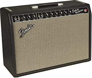 Fender 64 Custom Deluxe Reverb 20-Watt 1x12 Inches Tube Combo Amp