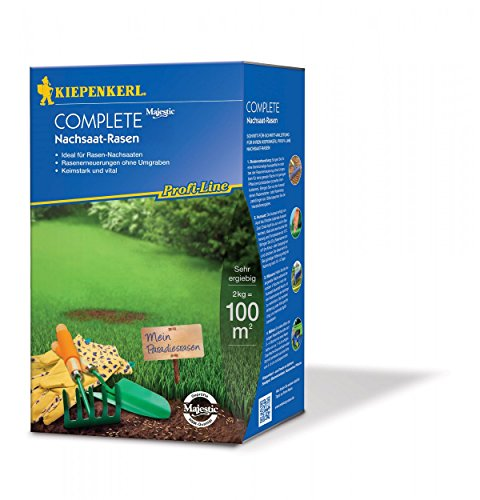 Kiepenkerl Rasen Complete Nachsaat- 2kg P.L. - 663107