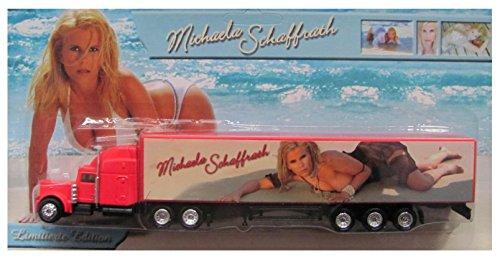Wildemotion Nr. - Michaela Schaffrath Alias Gina Wild - Peterbilt - US Sattelzug