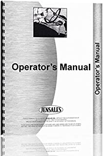 Operators Manual Deutz Allis DX110 DX120 DX85 DX90 Tractor