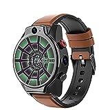 ACONAG 4G WiFi Smart Watch GPS Cámara Dual Face ID Android 10 Pulsera Inteligente IP68 Impermeable 1100Mah Batería 1.6 Pulgadas Mujeres/Hombres Smartwatch