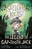 Skeleton Keys: The Legend of Gap-tooth Jack: 3