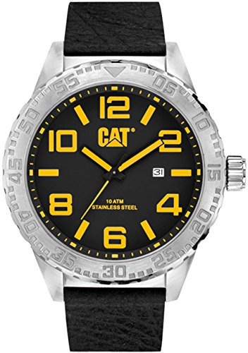 Reloj Caterpillar Camden para Hombres 52mm, pulsera de Piel