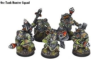 KROMLECH: Orc Tank Hunters Team (5) BOX
