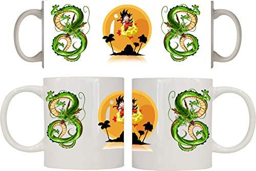 Taza Dragon Ball Goku 3