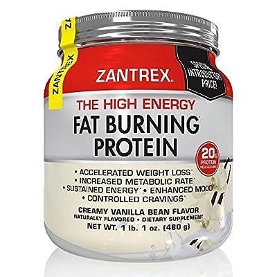 Zantrex High Energy Fat Burning Protein