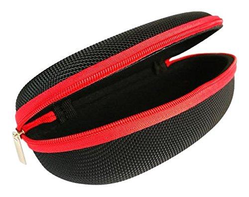 Hardcase Brillenetui Premium Stoßabsorbierend, 16x7,5x5,0cm