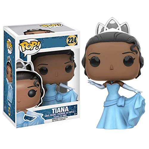 Funko Pop Movies : Princess & The Frog - Tiana 3.75inch Vinyl Gift for Anime Fans for Boy