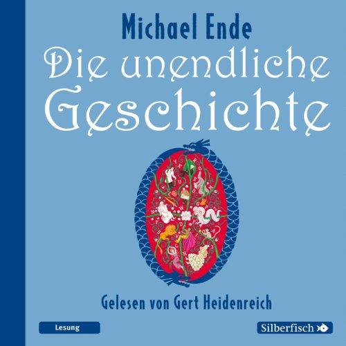 Die unendliche Geschichte audiobook cover art