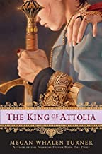 The King of Attolia by Megan Whalen Turner (January 24,2006)