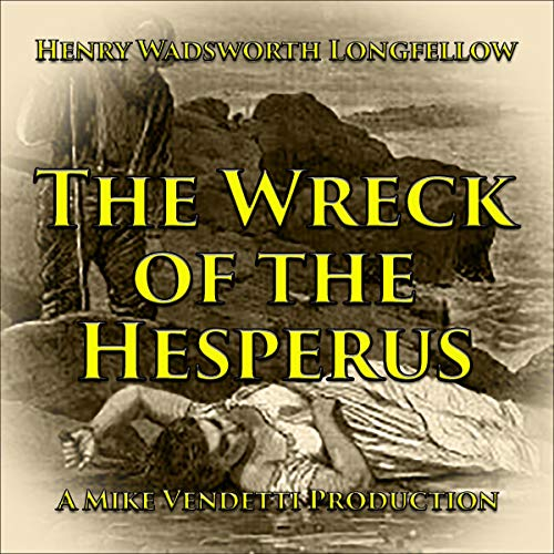 『The Wreck of the Hesperus』のカバーアート