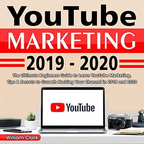 YouTube Marketing 2019-2020 cover art