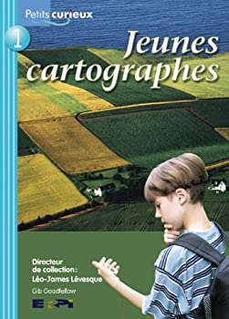 Paperback Jeunes Cartographes: Pet.Cur.Tur 01 (Petits Curieux) (French Edition) [French] Book