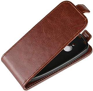 جراب جلدي كلاسيكي لهاتف 3310 3G Dual TA-1022 لهاتف 3310 4G جراب جلد قلاب بتصميم محفظة Coque fundas Etui> (R6S BN لهاتف نوك...