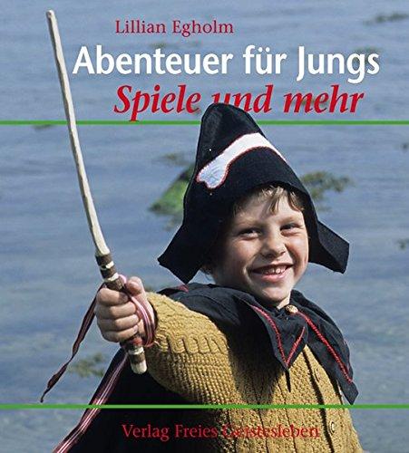 Abenteuer für Jungs: Spiele und mehr