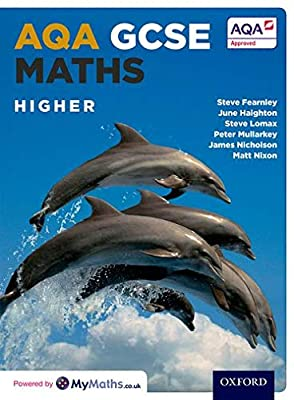 AQA GCSE Maths Higher Student Book from OUP Oxford