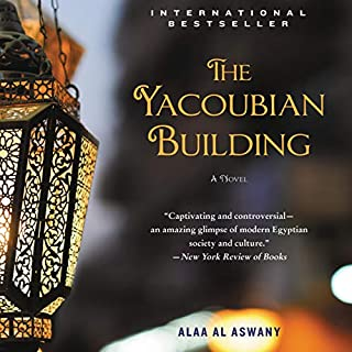 The Yacoubian Building audiobook cover art