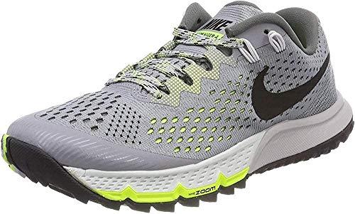 Nike W Air Zoom Terra Kiger 4, Zapatillas de Running Mujer, Gris...