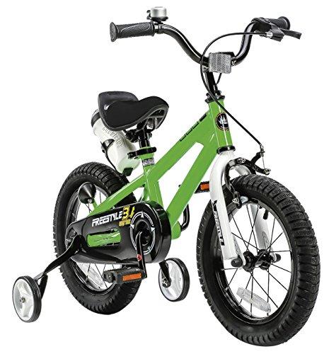 Royal Baby Freestyle Vélo Enfant Bleu 12'