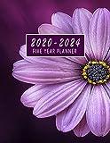 2020-2024 Five Year Planner: 2020-2024 Monthly Planner 8.5 x11 60 Months Calendar Featuring 2020-2024 Calendar Weekly Planner Monthly Schedule ... Notebook Featuring 2020-2024 Calendar)
