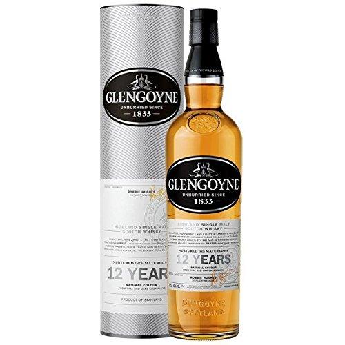 Glengoyne 12 años whisky