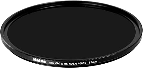 Haida 82mm Slim PRO II Multi-Coated ND4000 Filter Neutral Density ND 82 12 Stop