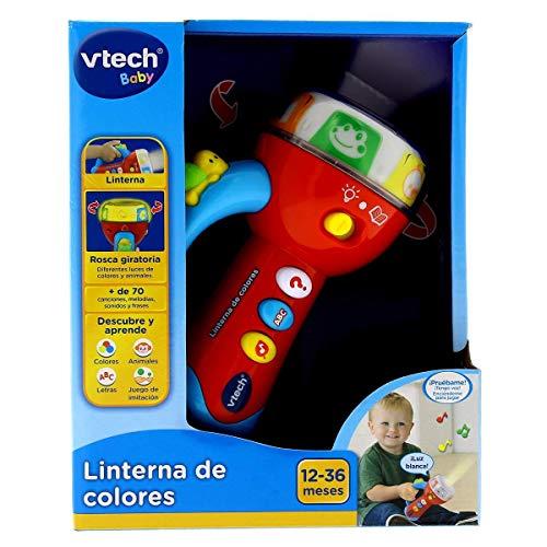 VTech-Proyector de colores (3480-185922) , color/modelo surtido