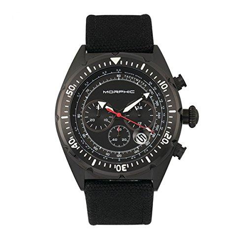 Morphic 5305 M53 Series - Reloj de Pulsera para Hombre