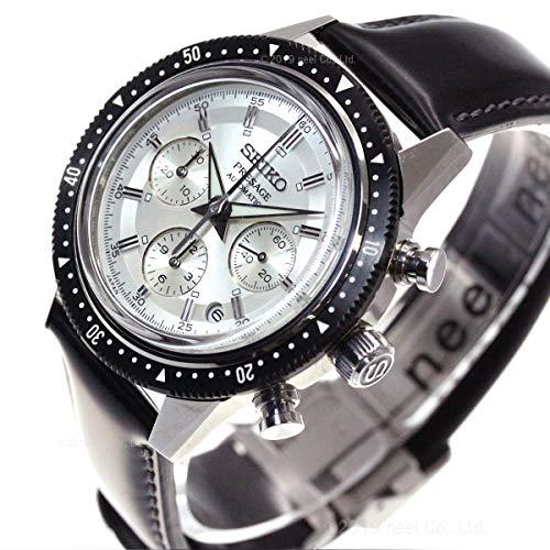 [セイコー]SEIKOプレザージュPRESAGE自動巻きメカニカルクロノグラフ55周年記念コアショップ専用流通限定モデル腕時計メンズプレステージラインSARK015