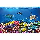 GREAT ART® XXL Poster Kinderzimmer – Aquarium –