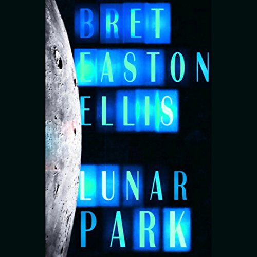Lunar Park audiobook cover art