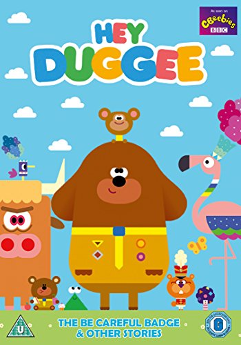 Hey Duggee - The Be Careful Badge and Other Stories [Import anglais]