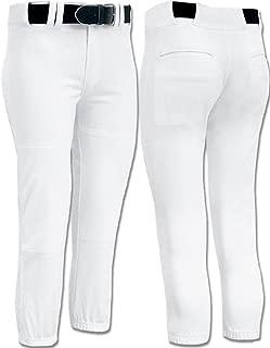 Best girls white softball pants Reviews