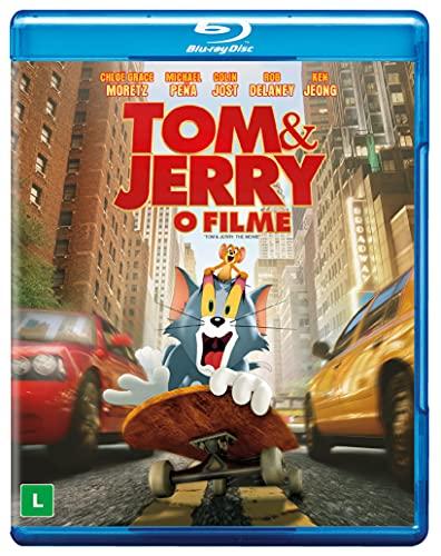 Tom & Jerry: O Filme [DVD]