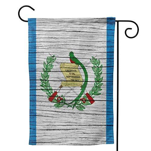 wallxxj Bandera De La Casa Textura De Madera De Guatemala Ba