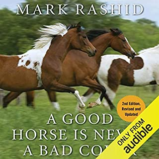 A Good Horse Is Never a Bad Color audiobook cover art