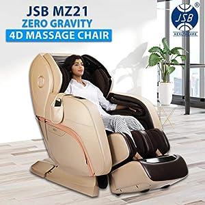 JSB MZ21 4D Massage Chair Review India 2020