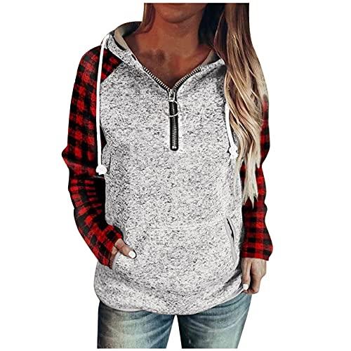 Pmmqrrkuu Womens Sweatshirts Long Sleeve Shirts Crewneck Sweater Fall Tunic Tops for Women Hoodies Pullover