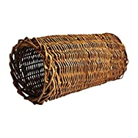 100% Natural Willow Great for playing and hiding Keeps teeth trim Perfect for hamsters and rats Large 32cm