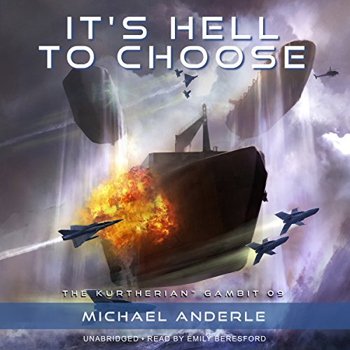 It's Hell to Choose audiobook cover art