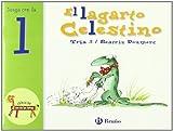 El lagarto Celestino: Juega con la l (Castellano - A PARTIR DE 3 AÑOS - LIBROS DIDÁCTICOS - El zoo...