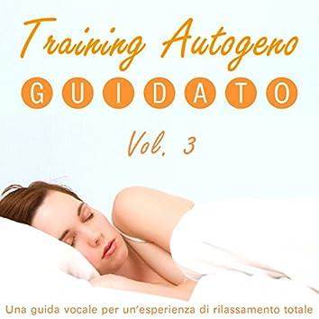 Training autogeno guidato, Vol. 3 (Una guida vocale per un'esperienza di rilassamento totale)
