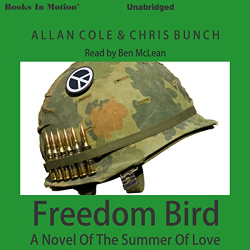 Freedom Bird audiobook cover art