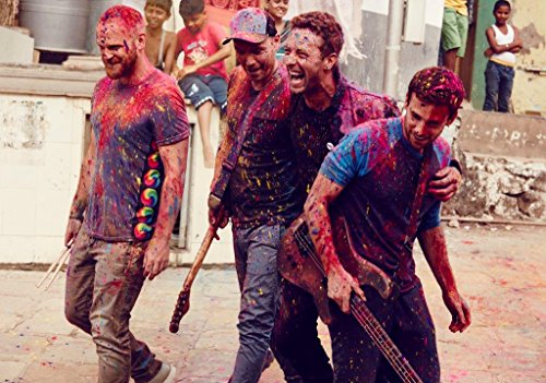 Generic Coldplay A Head Full Dreams Foto Poster World Tour 2016 Mylo Xyloto 13 (A5-A4-A3) - A3